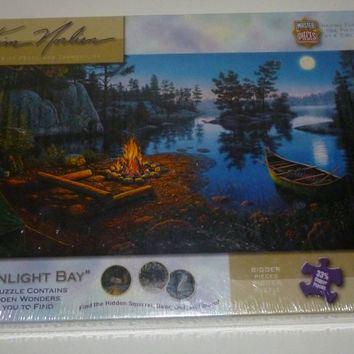 Moonlight Bay 1000 Piece Jigsaw Puzzle