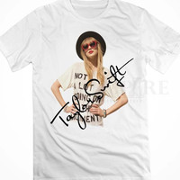 Beatiful Taylor Swift Unisex/Men Tshirt All Size