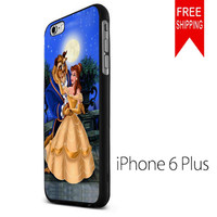 Beauty And The Beast On Galaxy S NN iPhone 6 Plus Case