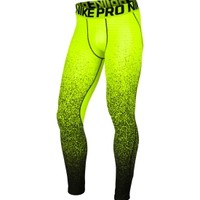 Nike Men's Pro Warm Talistatic Printed Tights | DICK'S Sporting Goods