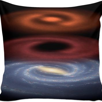 ROCP In Space Couch Pillow