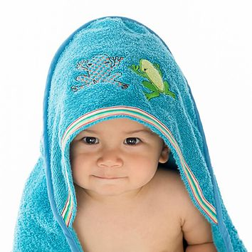 Rainforest: Baby Organic Cotton Towel
