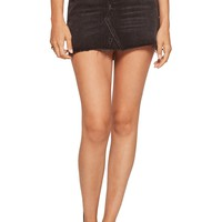 Reformation Retooled Denim Miniskirt | Nordstrom