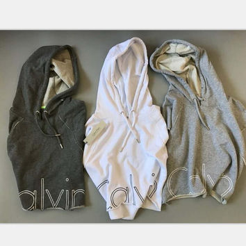 Calvin Klein CK Hooded pullover jacket H-A300003-1