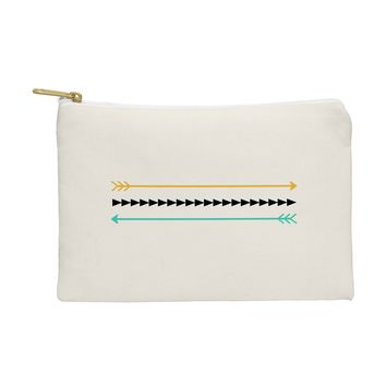 Allyson Johnson Minimal Arrows Pouch