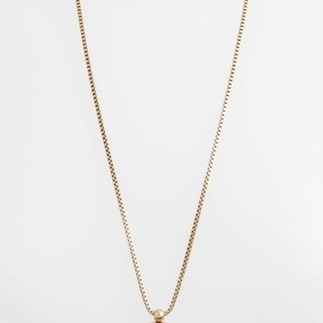 Loren Hope Cecilia Box Chain Necklace | Nordstrom