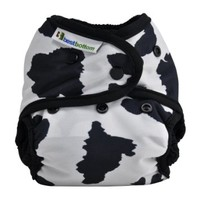 Best Bottom Cloth Diaper Shell-Snap, Moolicious