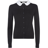 Paul by Paul Smith Contrast Collar Cardigan