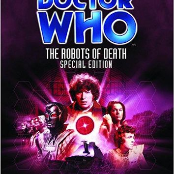 Tom Baker & Louise Jameson & Michael Briant-Doctor Who: The Robots of Death