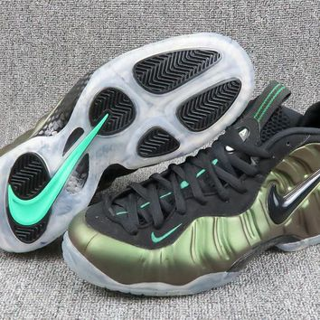 Nike Air Foamposite Pro Green Sneaker