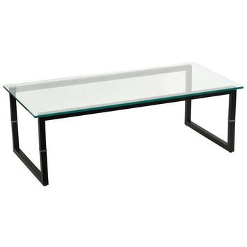 DCCKH0D Glass Coffee Table