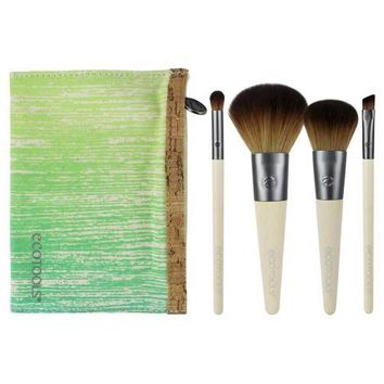 EcoTools® 5-Piece Brush Set With Cosmetic Bag