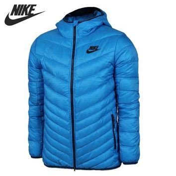 ONETOW Original NIKE Men's Down Jacket Hiking Down Sportswear