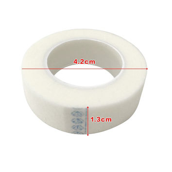 7 Rolls Micropore Paper Medical Tape for Professional Eyelash Extension Supply Free Shipping