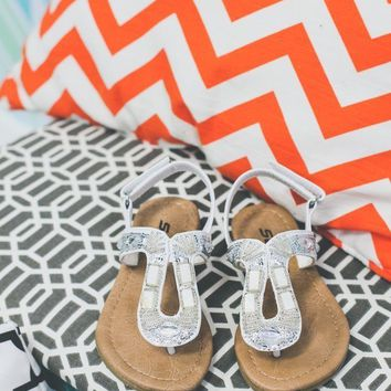 Girls Pure & True Sandal