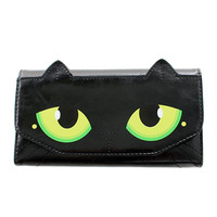 Black Cat Wallet (SOLD OUT)