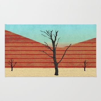 The Desert View Rug by anipani