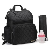 Multi Purpose Ergonomic Shoulders Diaper Baby Bag Backpack