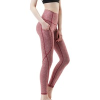 ACTIVEWEAR PREMIUM TUMMY CONTROL LEGGINGS - Side Pockets
