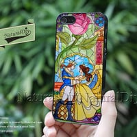 Resin Phone cases, Beauty and the Beast, iPhone 5S 5 5C 4 4S case, Samsung Galaxy S3 S4 S5 Case, Note 2 Note 3 Case, 50198