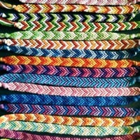chevron friendship bracelet sale!