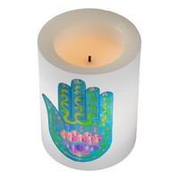Hand Charm Flameless Candle