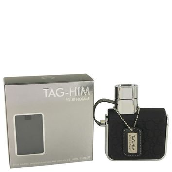 Armaf Tag Him by Armaf Eau De Toilette Spray 3.4 oz