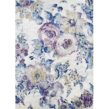 Couristan EASTON Floral Chic Area Rug