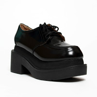 Jeffrey Campbell Siobhan Shoe in Black