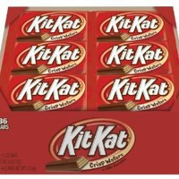 KIT KAT Bars (Milk Chocolate, 1.5-Ounce Bars, Pack of 36)