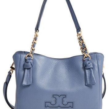 Tory Burch Small Harper Leather Satchel | Nordstrom