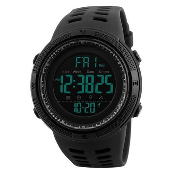 Countdown Double Time Men Sports Watches