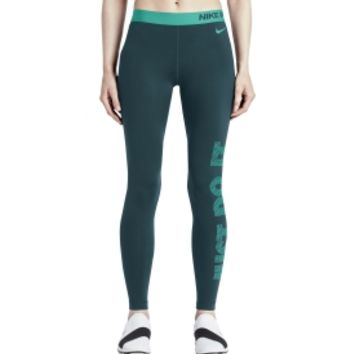 Nike Women's Pro Warm Graphic Tights | DICK'S Sporting Goods