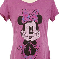 Disney Minnie Mouse Fuchsia T-Shirt