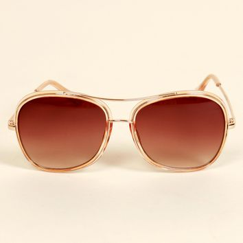Rosè Living Sunglasses Rosegold