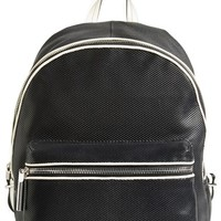 Elizabeth and James 'Cynnie' Perforated Leather Backpack