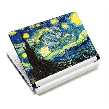 """Free Shipping laptop skin 15.6 laptop sticker notebook cover in 13.3"""" 14"""" 15"""" 15.6"""" for HP/DELL/ACER/ASUS"""