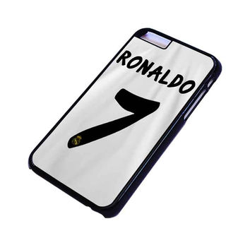 CRISTIANO RONALDO iPhone 4/4S 5/5S 5C 6 6S Plus Case Cover