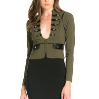 Military Style Jacket ( + Colors )