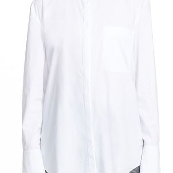 Women's ACNE Studios 'Addie Pop' Woven Shirt,