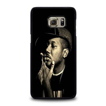 kendrick lamar samsung galaxy s6 edge plus case cover  number 2
