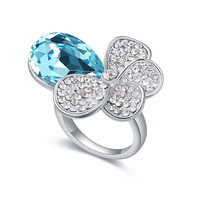Gift Jewelry Stylish New Arrival Shiny Crystal Ring [10403231508]