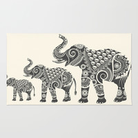 Elephant Rug by Famenxt