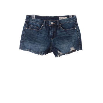 Blank NYC Womens Bit and Pieces Jean Shorts