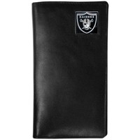 NFL - Oakland Raiders Leather Tall Wallet