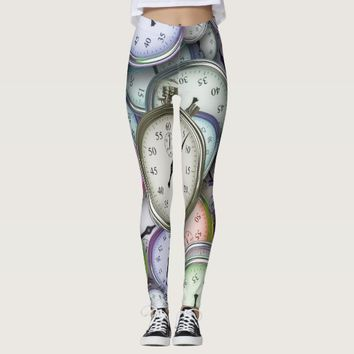 Pocket Watch Leggings