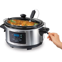 Crock-Pot 6-Quart Smart Programmable Slow Cooker