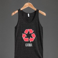 Recycle Karma Infra Red Symbol