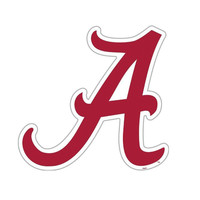 Alabama Crimson Tide NCAA 12 Inch Car Magnet