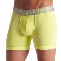 Calvin Klein Men's Steel Micro Boxer Brief